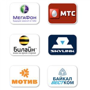 Операторы сотовой связи Радищево