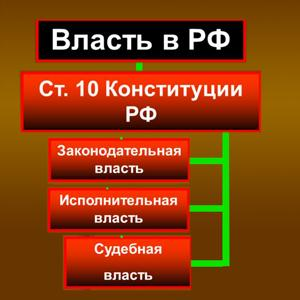 Органы власти Радищево