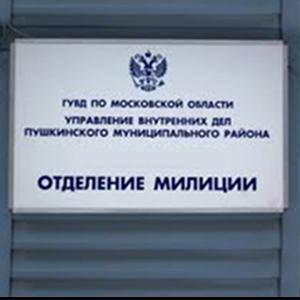 Отделения полиции Радищево