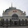 Железнодорожные вокзалы в Радищево