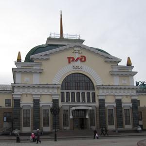 Железнодорожные вокзалы Радищево